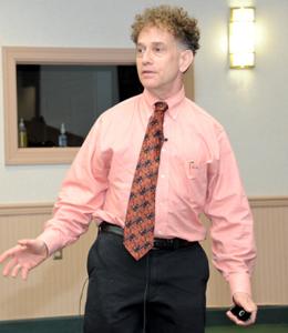 Dr. William R. Stixrud, Ph.D.